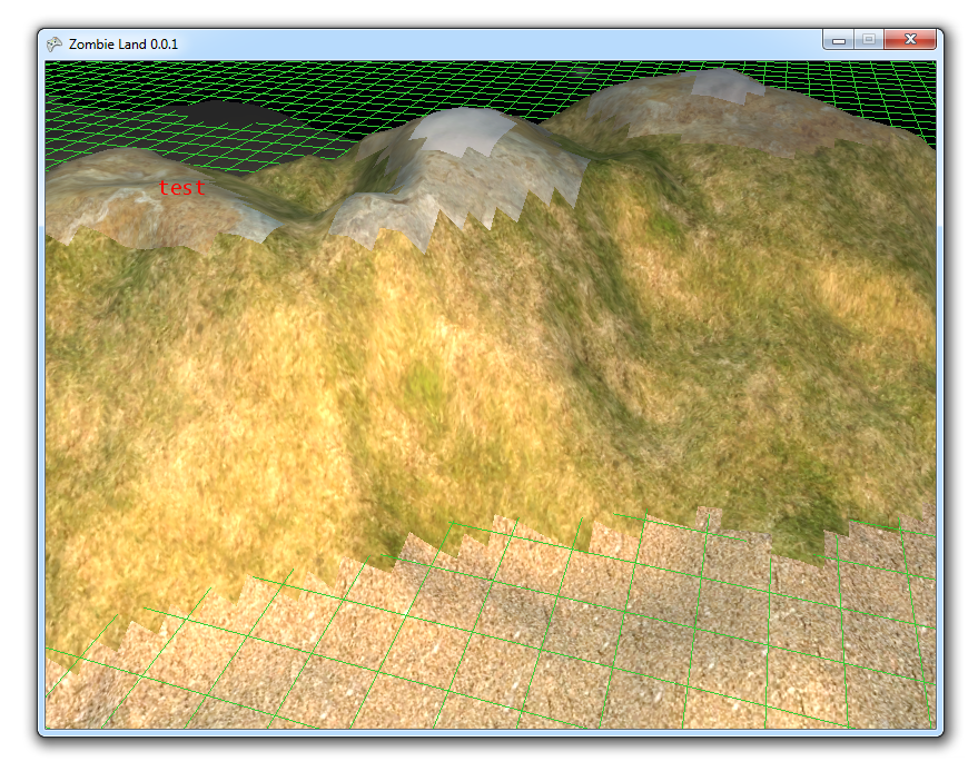 Day 2: multi texture, grid, interface